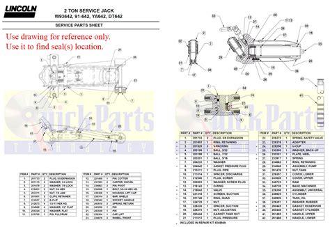 Forklift Hydraulic Lift Cylinder Fork Truck Cylinder Repair