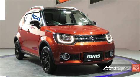 Klakson Hella Mobil Suzuki Ignis suzuki ignis autonetmagz review mobil dan motor baru indonesia