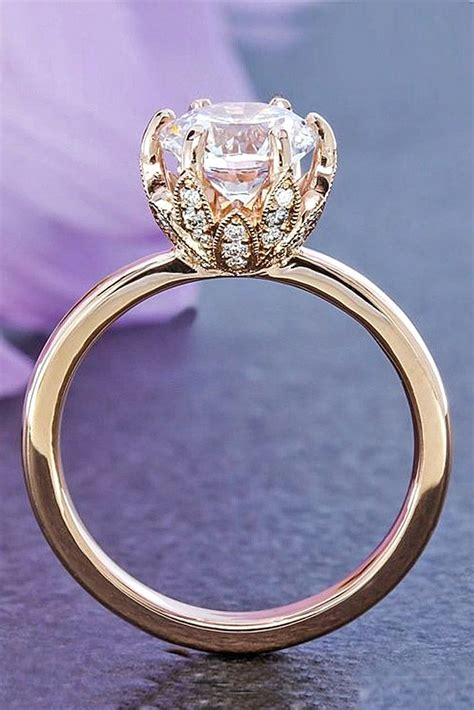 Gold Engagement Ring Designs Best Gold Engagement Rings by 24 Incredibly Beautiful Engagement Rings Oh So