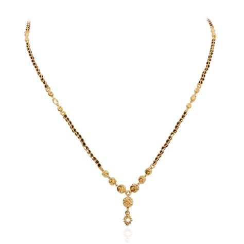 black gold chain 9 traditional black mangalsutra designs