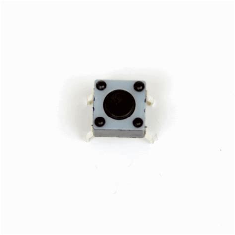 Tactile Button 43mm Push On tactile push button