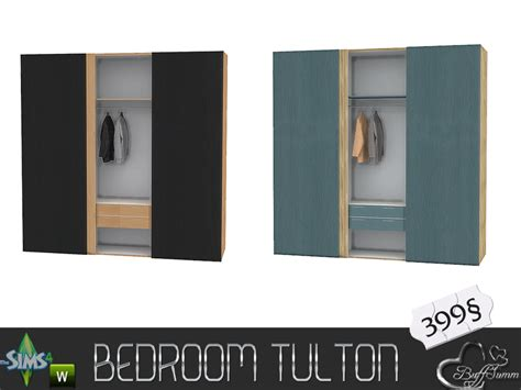 Buffsumm S Tulton Bedroom Dresser