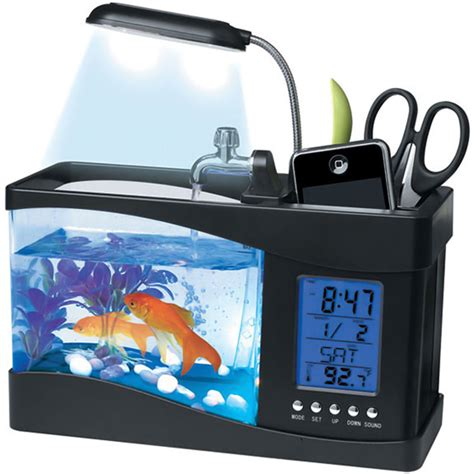 Usb Desktop Aquarium fascinations usb desktop aquarium