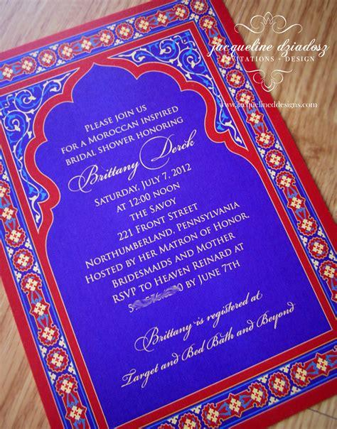 themed invitations template bridal shower invitations jacqueline dziadosz