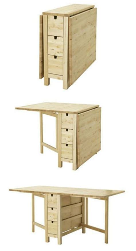 folding craft table with drawers table napkin compact and for on