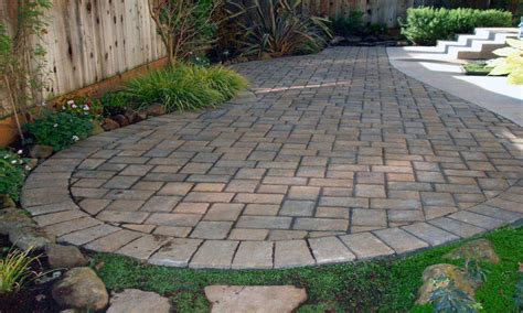 patio paver design ideas pavers landscaping brick paver patio designs pavers