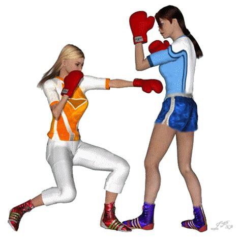 Komik Silat 101 boxing animated gifs