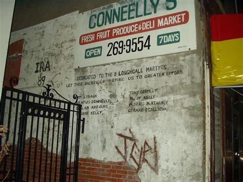ira graffiti southie people   surprised