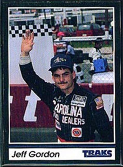 Jeff Gordon Birthday Card Dale Earnhardt Rookie Card
