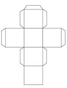 cube template cube template free to use math