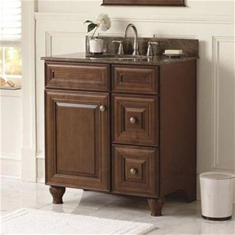 Where To Buy Bathroom Cabinets by Shop Bathroom Vanities Vanity Cabinets At The Home Depot