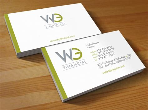 1 business card design at downgraf design business