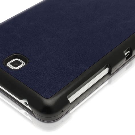 Galaxy Tab 4 T235 pu leather smart cover for samsung galaxy tab 4 7 0 quot sm t230 sm t235 holder ebay