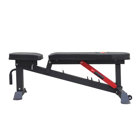 inclined bench adjustable hd flat incline bench ebay