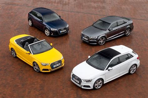 Audi Range Of Models by Audi A3 Models Arrive News And Impressions