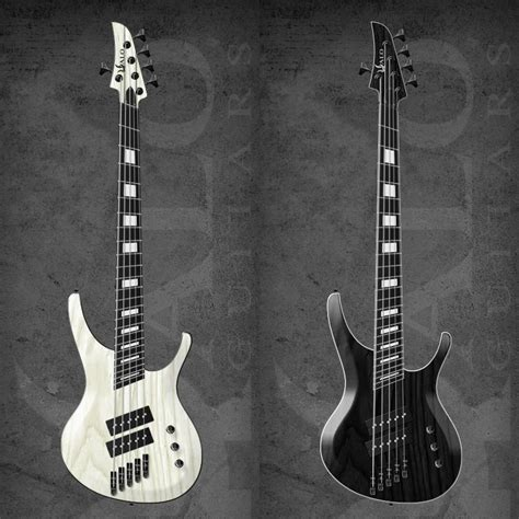 fanned fret bass guitar halo custom basses and nordstrand pickups
