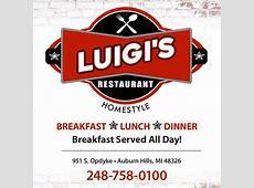 Luigi's Family Restaurant - Home - Auburn Hills, Michigan ... Leo's Coney Island Menu