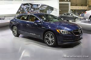 Buick Lacrosse Sport Will The Buick Lacrosse Be Discontinued In 2017 Autos Post