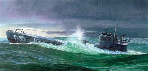 u boat net cutter riding the storm early ww2 u boat