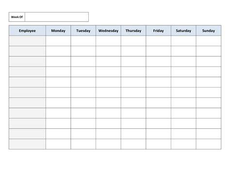 how to choose the best online work schedule maker smartsheet