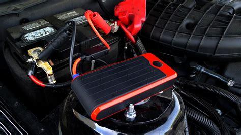Power Bank Jumper Aki powerbank jump starter mobil solusi ketika mobil mogok