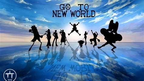 New World wallpaper one go to new world hd 4k anime 2592