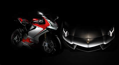 Lamborghini Vs Motorcycle Is Lamborghini The Real Owner Of Ducati