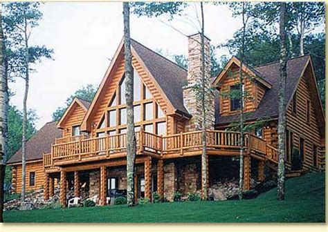 large log cabin home floor plans custom log homes log log cabin kits