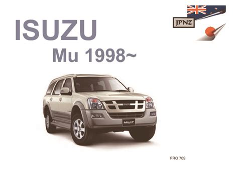 how to download repair manuals 1998 isuzu hombre space electronic throttle control isuzu mu car owners service manual 1998 2004