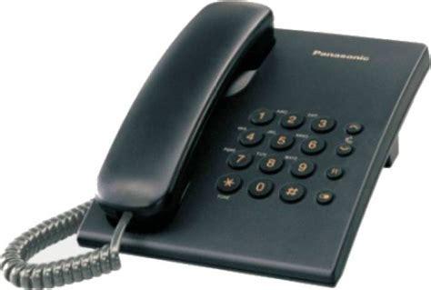 Panasonic KX TS500MX Corded Landline Phone Price in India