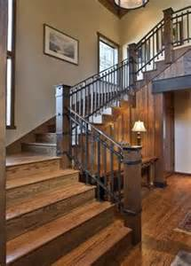 Metal Handrails For Steps Cabin By The River On Pinterest Lumber Liquidators