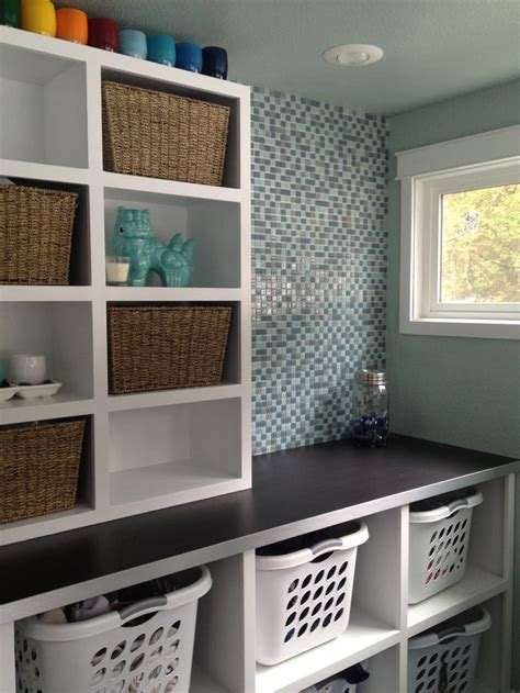 Laundry Room Storage Shelves 22 Best Images About Laundry Mudroom Ideas On