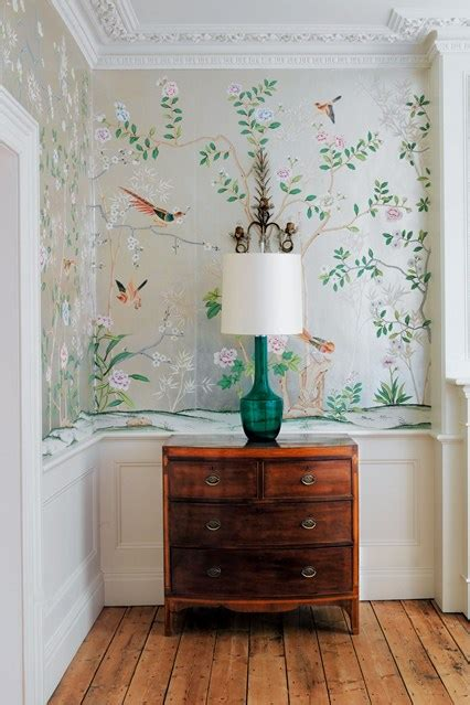 hand painted wall design my work pinterest discover de gournay wallpaper wall murals ideas uk