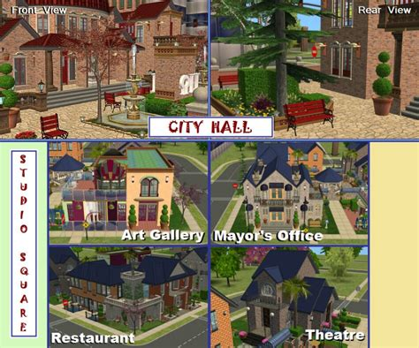 Lots And Lots Of Bangles 2 2 by Sims 2 Community Lot Downloads Brewhabe
