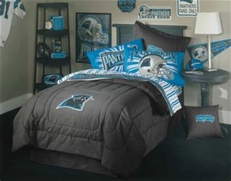 carolina panthers bedroom ideas nfl ii carolina panthers bedding boys bedding