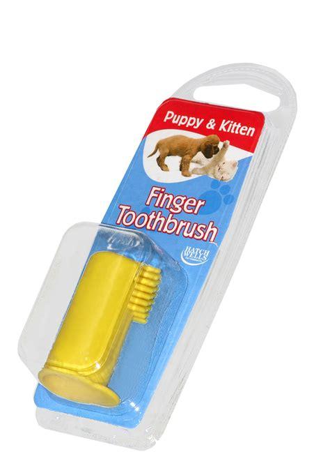 finger toothbrush hatchwells dentifresh puppy cat toothpaste finger toothbrush dental kit