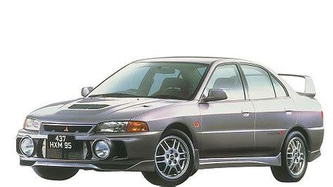 Auto Bild Sportscars Abo K Ndigen by Mitsubishi Lancer Evolution Iv Autobild De