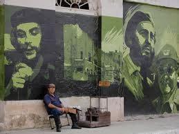 che guevara graffiti murales