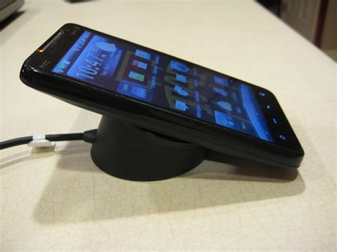 evo charger use your evo 4g with a touchstone charger 1