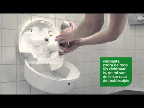 Dispenser Merk Zerowatt weska tork vulinstructie voor elevation dispensers tork system toilet paper mini jumbo t2