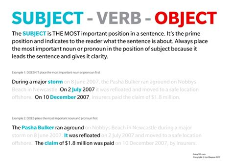 sentence pattern subject verb object 100 subject verb object sentences worksheets 33