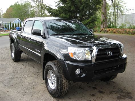 2005 Toyota Tacoma Towing Capacity Towing Capacity Of Toyota Tacoma Autos Post
