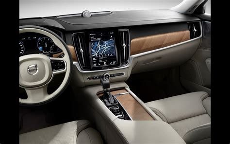 Volvo S90 Interior by 2016 Volvo S90 Wallpapers Hd High Quality