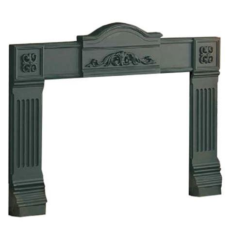 napoleon gas fireplace cast iron surround kit for