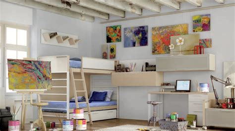 artist bedroom ideas themed teen rooms for artist dancer rockstar and