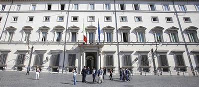 sede della presidenza consiglio dei ministri finanziamento ai partiti ok all abolizione il governo