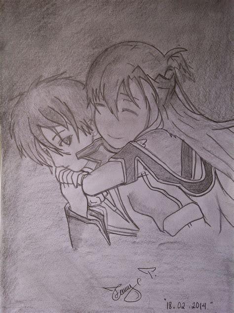 tutorial gambar anime dengan pensil gambar lukisan pensil anime tommy pradana