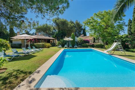 7 Bedroom Villas Rent Mallorca Villa To Rent In Pollensa Countryside With Pool