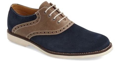 bass saddle shoes womens g h bass co saddle shoe in for lyst