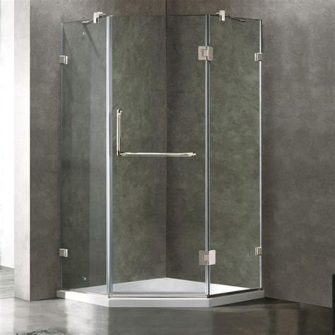 Angled Glass Shower Doors 17 Best Ideas About Neo Angle Shower On Pinterest Corner Showers Small Bathroom Showers And